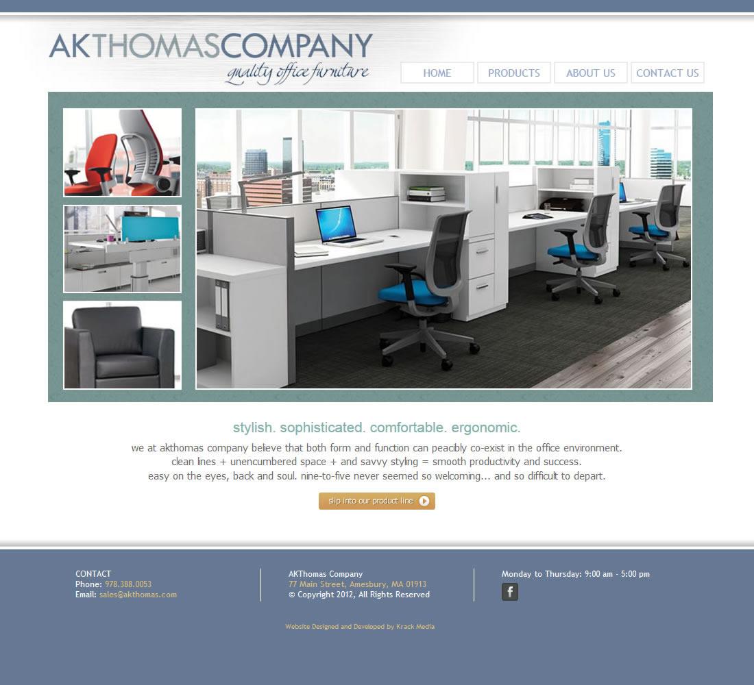 A.K. Thomas Company