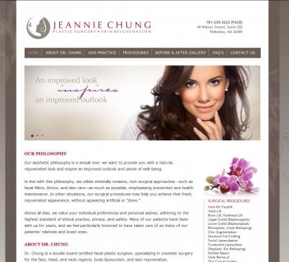 Dr. Jeannie Chung
