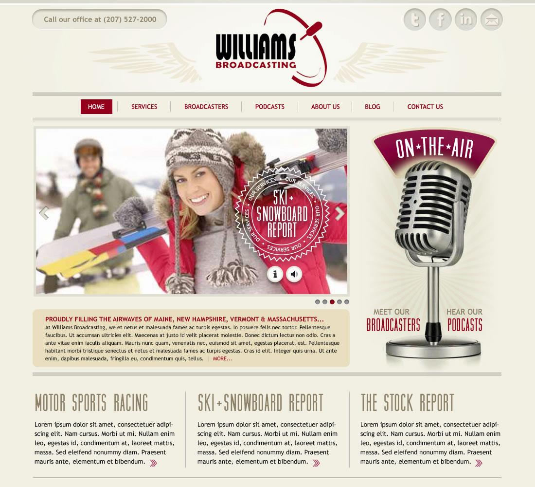 Williams Broadcasting