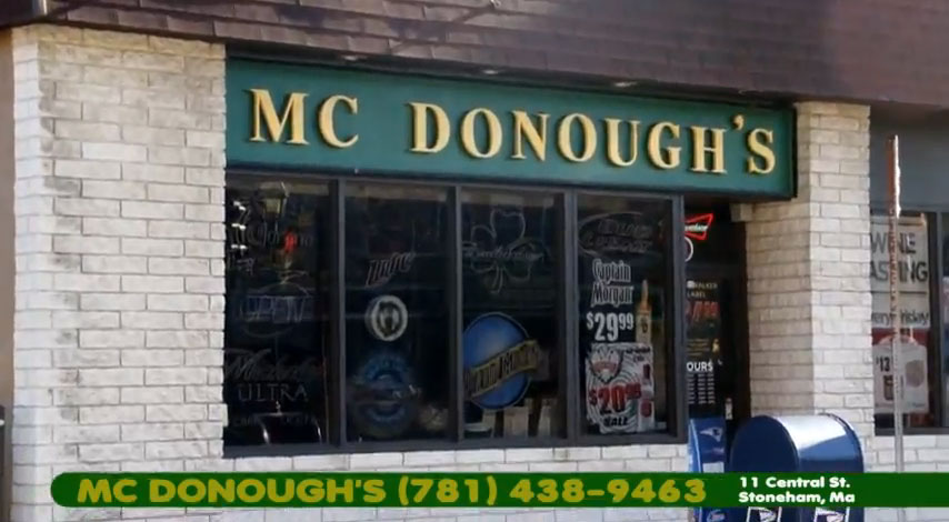 McDonough's Liquors, The Coldest Beer In Town!