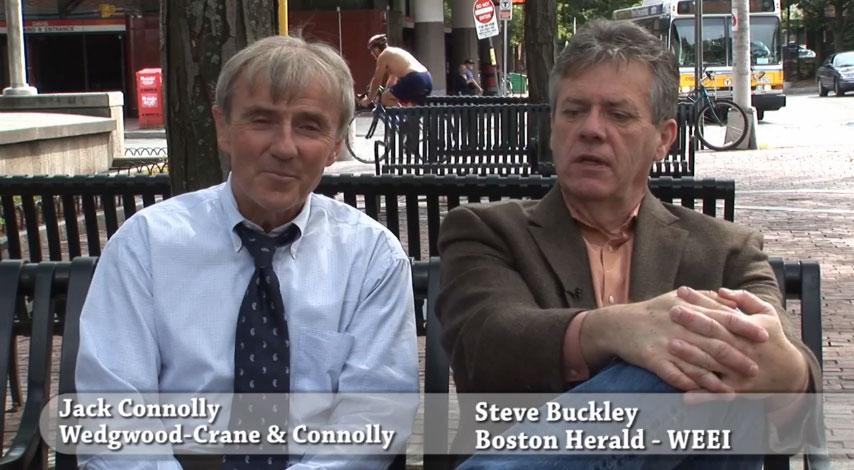 Steve Buckley Talks Insurance